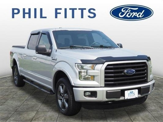 Phil Fitts Ford >> 2015 Ford F 150 Xlt