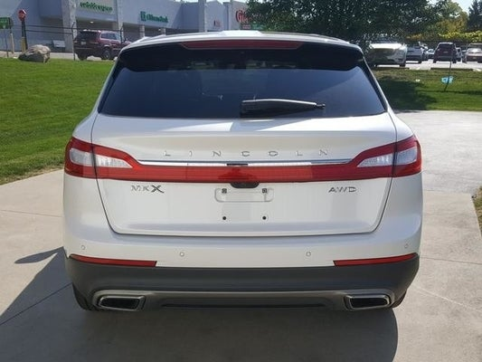 Phil Fitts Ford >> 2018 Lincoln MKX Reserve in New Castle, PA   Pittsburgh Lincoln MKX   Phil Fitts Ford