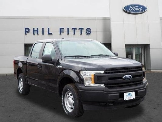 Phil Fitts Ford >> 2019 Ford F 150 Xl