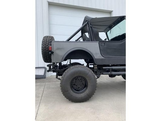 Phil Fitts Ford >> 1984 Jeep CJ 4WD in New Castle, PA | Pittsburgh Jeep CJ ...
